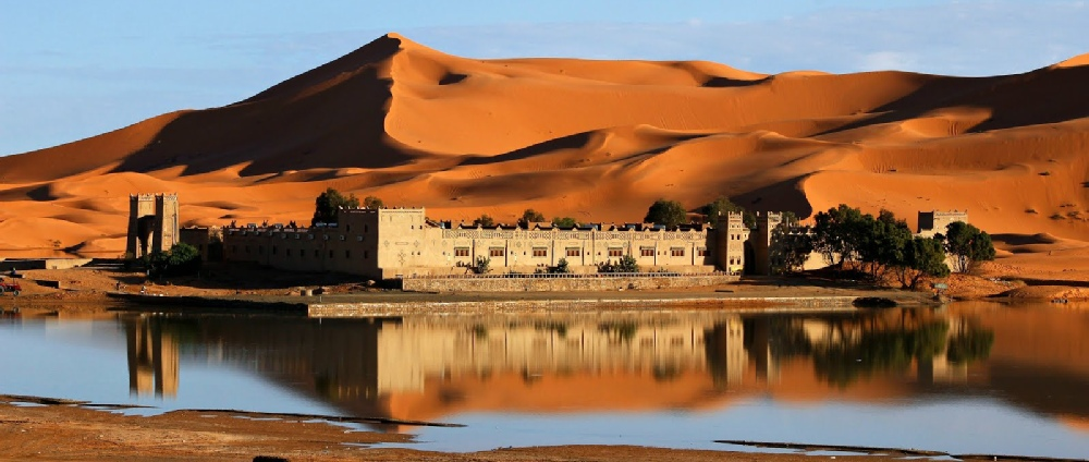private 4 days desert tour from Fes to Merzouga and Marrakech,adventure Fes 4x4 trip to Sahara and Marrakech
