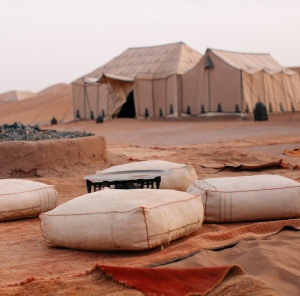 Merzouga desert Camp , Excursion Around The dunes Of Erg Chebbi