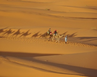 5 days private Sahara tour from Fes to Marrakech,adventure Fes to Erg Chebbi 4x4 tour