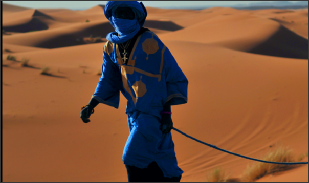 Desert trekking in Merzouga,Sahara hiking,Erg Chebbi trekking walking tours